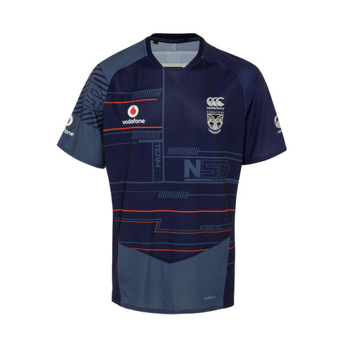 2018 Vodafone Warriors CCC Training Tee
