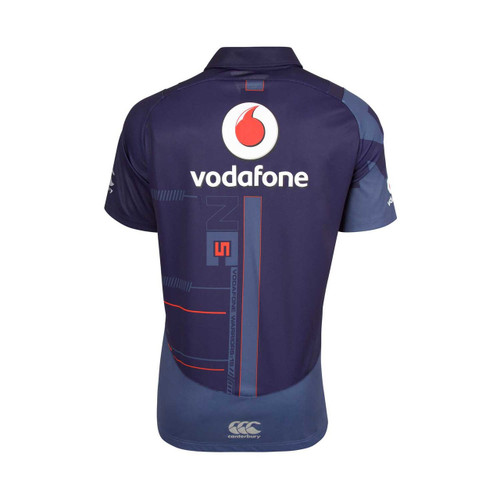 2018 Vodafone Warriors CCC Training Polo