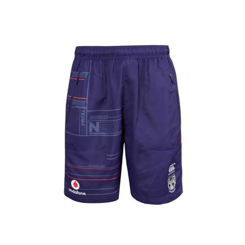 2018 Vodafone Warriors CCC Training Gym Shorts