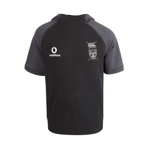 2018 Vodafone Warriors CCC Short Sleeve Hoodie