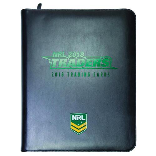 2018 NRL Traders Album
