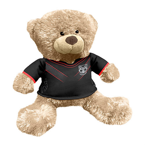 Warriors Plush Teddy - Medium