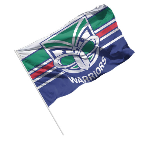 Warriors Heritage Game Day Flag
