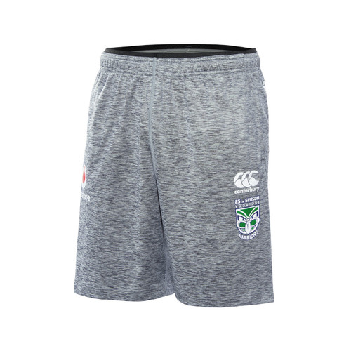 2019 Vodafone Warriors CCC Training Knit Gym Shorts