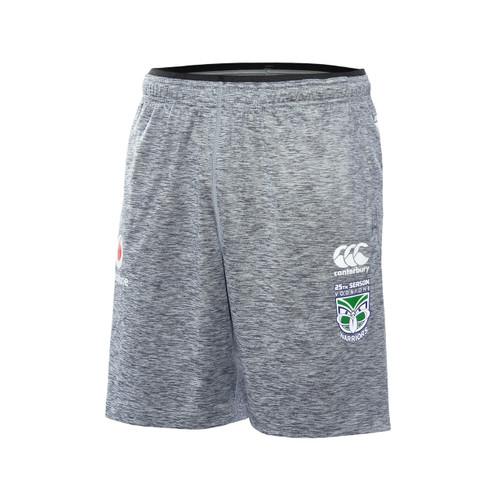 2019 Vodafone Warriors CCC Training Knit Gym Shorts