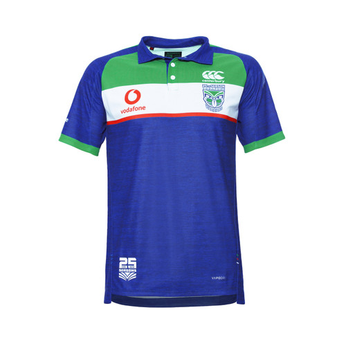 ee841e341ca 2019 Vodafone Warriors CCC Training Polo