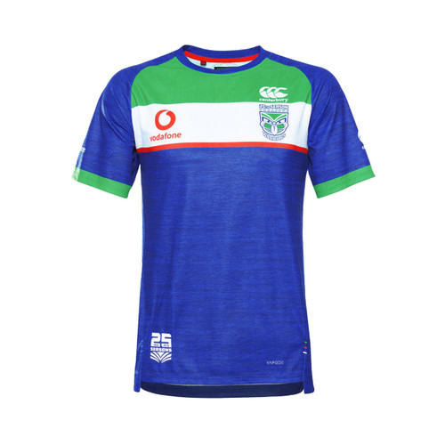 2019 Vodafone Warriors CCC Training Tee