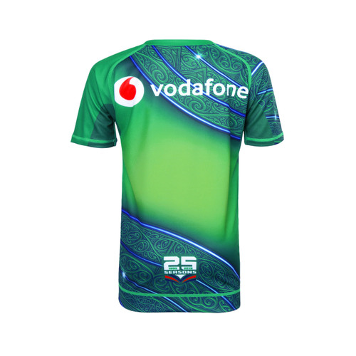 2019 Vodafone Warriors CCC Training Drill Top - Kids