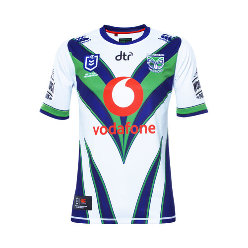 "2019 Vodafone Warriors CCC ""The Little General"" Jersey - Adults"