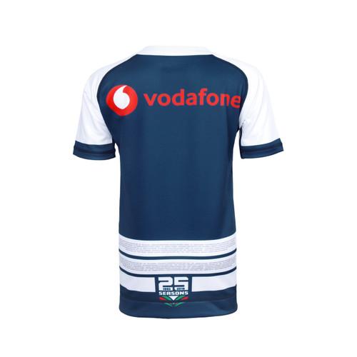 2019 Vodafone Warriors CCC Heritage Jersey - Kids