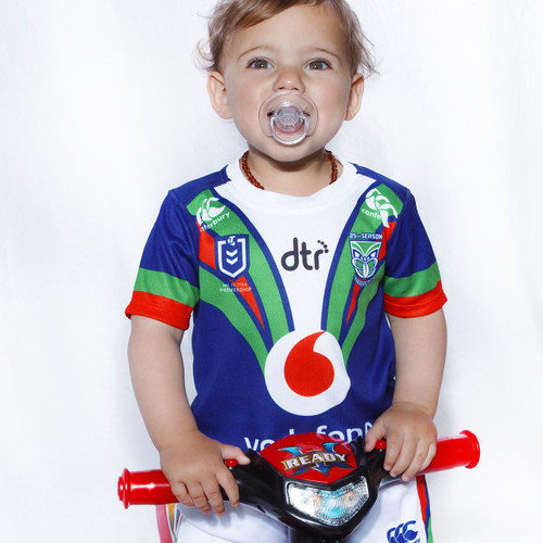 2019 Vodafone Warriors CCC Home Set - Baby
