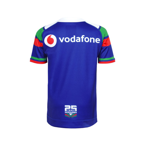 2019 Vodafone Warriors CCC Home Jersey - Kids