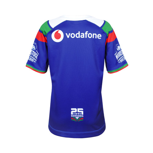 f60600e50c7 2019 Vodafone Warriors CCC Home Jersey - Womens - Warriors Superstore