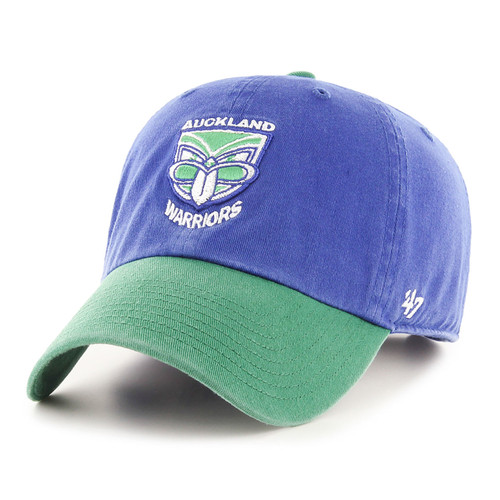 2019 Warriors 47 Brand Two Tone Clean Up Cap