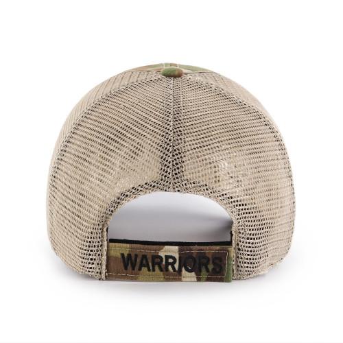 Warriors 47 Brand Jericho Cap Camo