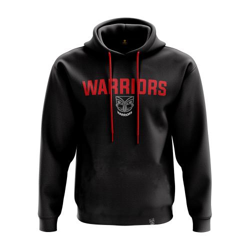2019 Warriors Classic Icon Fleece Hoodie - Infants