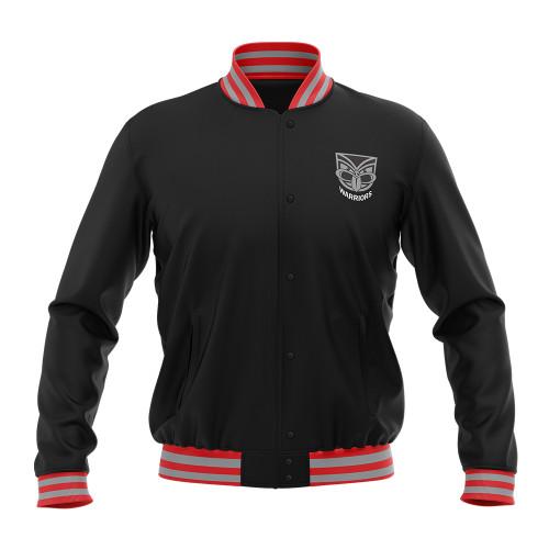 2019 Warriors Classic Club Varsity Jacket - Mens