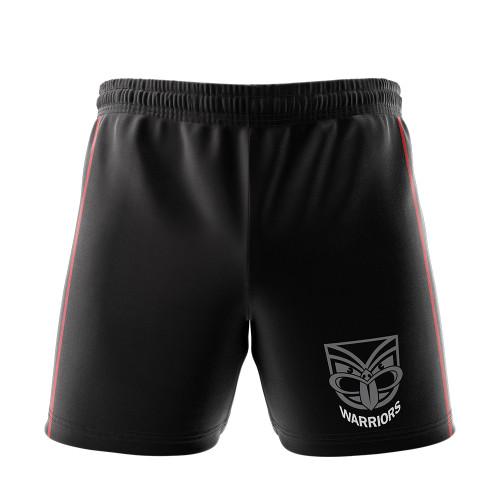 2019 Warriors Classic Club Fleece Shorts - Youth
