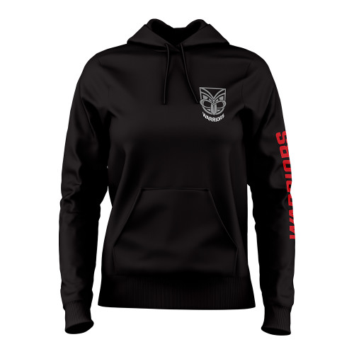 2019 Warriors Classic Club Fleece Hoodie - Womens