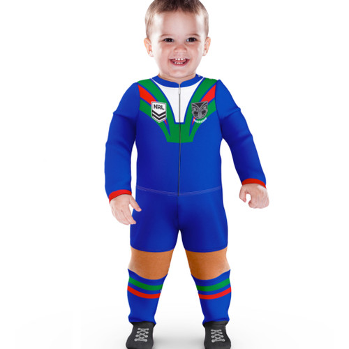 2021 Warriors NRL Infant Footysuit