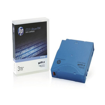Cartucho de datos HP Ultrium LTO-5 3.0TB C7975A