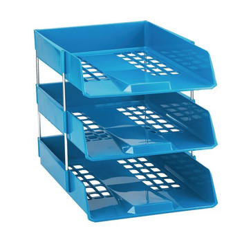 Avery Basics Blue Letter Tray 1132 Blue