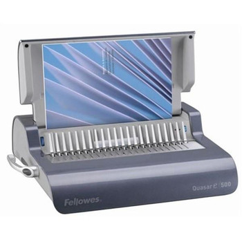 Fellowes Quasar-E Electric Comb Binding Machine 5620901