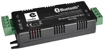Amplificador de audio estéreo Bluetooth 4.0 e-audio 4 x 15 W [B427BL]