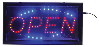 Altai LED Open Sign (G009BE)
