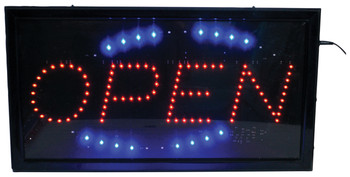 Altai LED Open Sign (G009BF)
