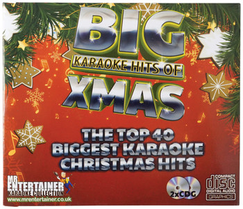 Mr Entertainer Karaoke CDG - Christmas Hits [KAR133]