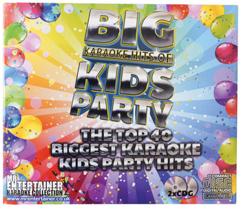 Mr Entertainer Karaoke CDG - Kids Party Classics [KAR134]
