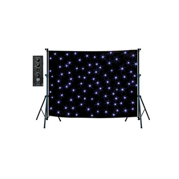 Kit de tela LED Star NJD (6 x 6 m) NJD NJ274E