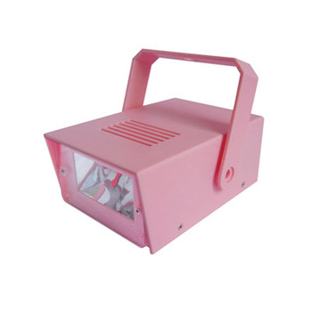 Cheetah con batería LED Mini Stobe Pink G011KP