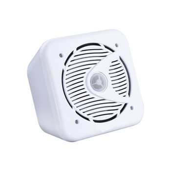 e-audio 5.25 2 Way Mini Box Speaker (4 Ohms 160 W)- B420
