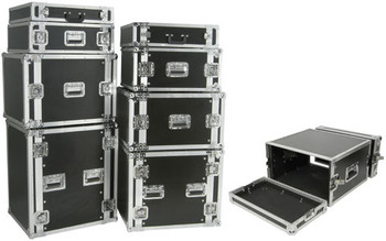 19 '' flightcase del equipo - 6U (171.430UK)