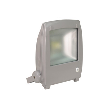 EAGLE 10W SLIMLINE LED FLOODLIGHT CON PIR SENSOR-L340PD