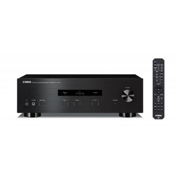 Altavoces Yamaha AS201B Integrated Amp AB - Negro [AS201B]