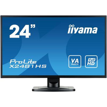 24 LED Monitor 1920 x 1080 HDMI VGA DVI-D