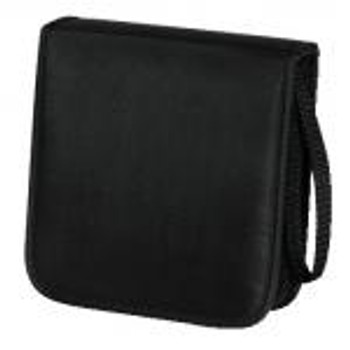 CD / DVD / Blu-ray Wallet 40 Capacidad de Disco Negro [33831]