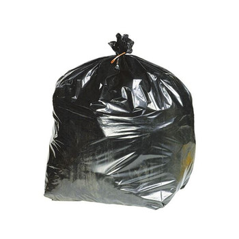 2Work Black Heavy Duty Refuse Sacos 90 Litros (paquete de 200) KF76961
