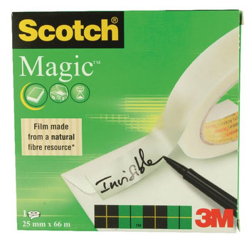 Scotch 25mmx66m Magic Tape 8102566