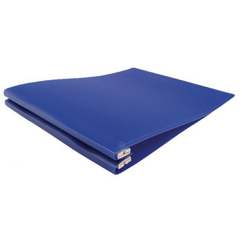 Q-Connect Blue Printout Binder 260x305mm (Paquete de 6) KF11018