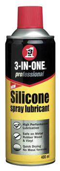 WD-40 400 ML LUBRICANTE SPRAY DE SILICONA WD-40 WD1018