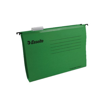 Esselte Classic A4 Green Suspension File (Paquete de 25) 90318