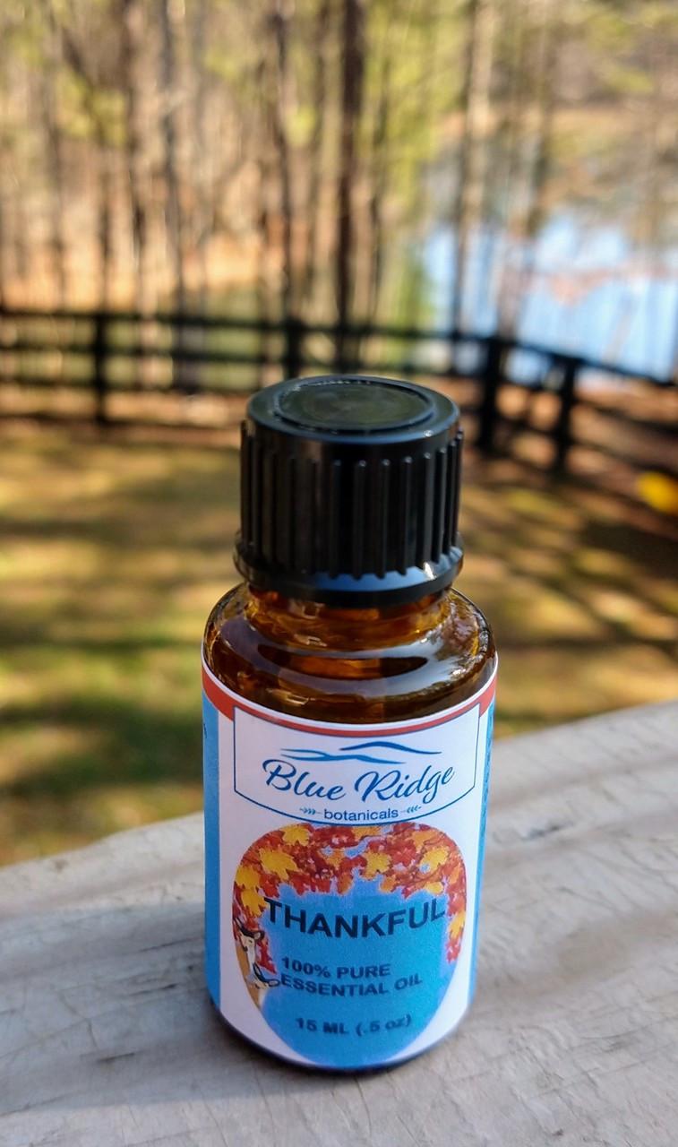 Thankful Essential Oil Blend