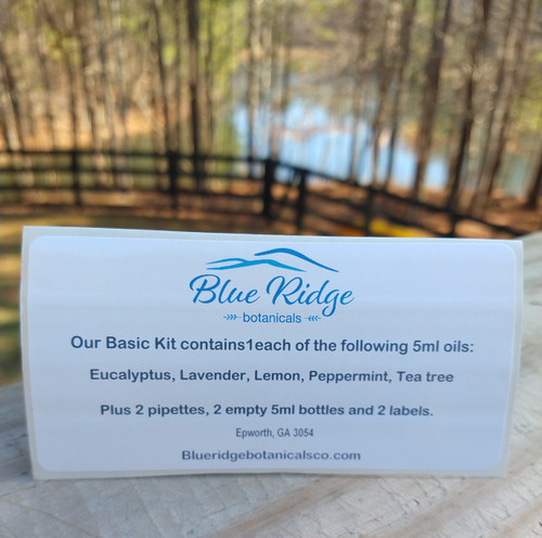 Basic Care Essential Oils Kit