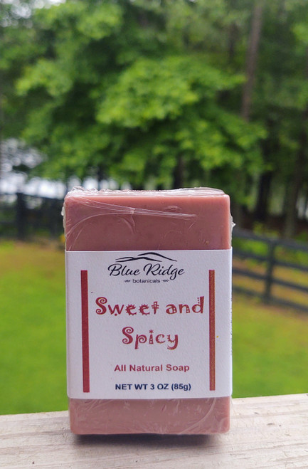 Bar Soap - Sweet & Spicy