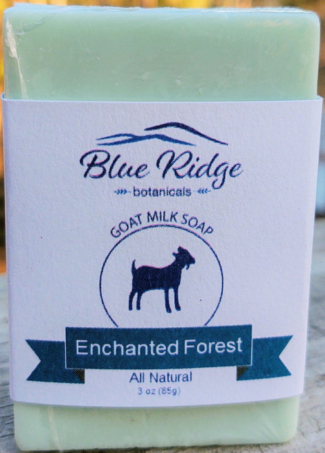 Bar Soap - Enchanted Forest