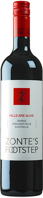 Hills are Alive Adelaide Hills Shiraz 2016